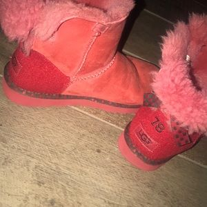 Red and Black UGGs!!!